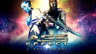 Cosplay Sluts Getting Banged in Mass Effect XXX Parody
